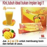 Fitolim Promo isi 20 sachet # S3 Fitolim #Diet Detox#Pelangsing Herbal
