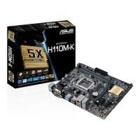 PAKET MOTHERBOARD KOMPUTER SERVER ASUS H110M / I5 7500 / 8GB / 1TB
