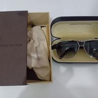 Kacamata Louis Vuitton ASLI / Original 100%