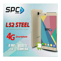 hp spc L52 steel 4G LTE RAM 1GB. ROM 8GB GARANSI RESMI 1 TAHUN