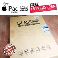 "Ipad 6 9.7"" 2018 - Premium Sapphire Tempered Glass"