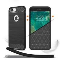 Termurah TPU Silicone Case Carbon Fiber for iPhone 7/8