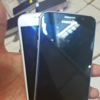 Samsung Galaxy S6 Flat 64GB Second Fullset Mulus Original Single SIM