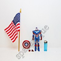 Action Figure Iron Patriot