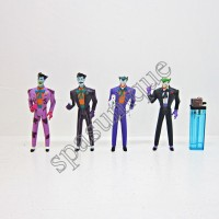 Action figure The joker Dc animation Isi 4 Loose