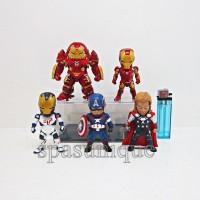 Figure Avengers Kids Logic Set Isi 5
