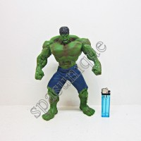 Figure Hulk celana Biru