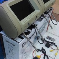 monitor centrum  baru - headrest oke Grosir