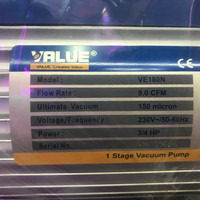 VALUE PRODUCT.... Vacuum Pump VE180N Vacum Penyedot Kompressor 3/4PK