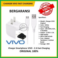 Charger Smartphone Hp VIVO ORI - 2 A Fast Charging - Original &