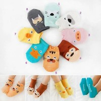 kaos kaki anak bayi korea anti slip