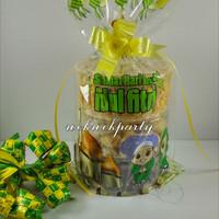 Plastik Kue Lebaran Kantong Hampers Packing Bingkisan Parcel