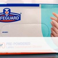 Safeguard - Size S,M,L/ Sarung Tangan/ Handscoon/ Sarung Tangan Dokter