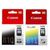 TOP Ready Cartridge Canon PG 810 Black dan CL 811 Color Berkualitas
