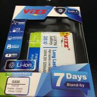 Vizz Samsung Galaxy J5 2015 J500 Battery Baterai Batere Batre Original