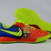 Sepatu Futsal Nike Tiempo X FInale Barcelona IC