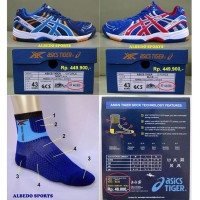 NEW Sepatu Voli Volly Volley Asics Tiger model G-Force Mizuno Mitzuda