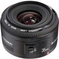 PROMO Yongnuo YN 35mm f2 lensa untuk Canon DSLR