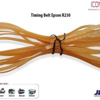 TERBARU Timing Belt - Karet Rumah Cartridge - Sabuk Printer Epson R230