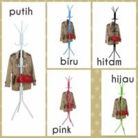 #Rak Multi Function Stand Hanger / Tiang Gantung Baju Serbaguna