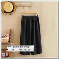MURAH kulot cullotes celana 7/8 fashion korea wanita jogger panjang