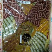 Jual Kemeja Pria Merek Batik Keris Size M Kondisi Baru Murah
