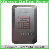 Jual Power Bank Powerbank V-Gen Vgen 10400 10400mAh PB-V10K4 Garannsi Resmi Murah