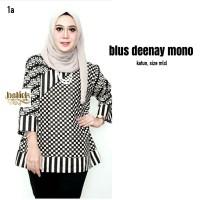 Blus Batik Deenay Mono