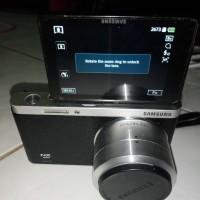 NX Mini Samsung Mulus Fullset