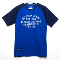 CRESSIDA NOSHK-981329 Slimfit T-Shirt / Kaos Pria / Kaos Oblong