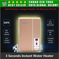 Instant Tankless Electric Water Heater Fast Heat Type Electric Water