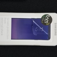 100% ORIGINAL SAMSUNG screen Protector Galaxy S9+ / S9 Plus ( isi 2pc