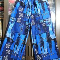 Harga celana kulot motif etnik kulot katun batik murah baju   antitipu.com