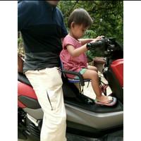produsen UKm TEMPAT KURSI boncengan anak di motor NMAX portable