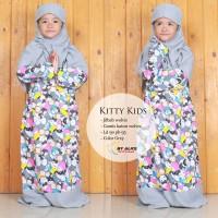 Grosir/Eceran Murah Baju Anak Setelan Syar'i Kitty