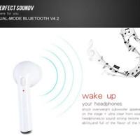 05400280d56 HBQ i7 TWS Twins Wireless Headset Earphone Bluetooth Mini V4.2