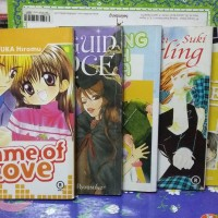 Komik Serial Cantik MC 1
