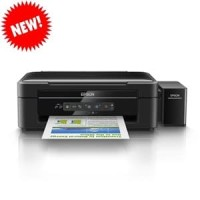 Printer Epson L405 ganti L385 (Print Scan Copy Wifi) Garansi Epson 2th