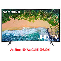 LED TV SAMSUNG 49NU7300 ULTRA HD 4K SMART TV CURVED 49 SERIES 7 NEW