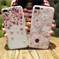 Luminous Spring Flowers Case For Samsung Galaxy Grand Prime Plus