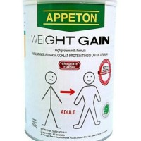 Harga Appeton Weight Gain Travelbon.com