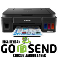 Printer Canon G3010 / G 3010 pengganti G3000 Multifunction All in One