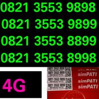 Jual kartu perdana telkomsel simpati 4G nomor cantik murah Murah
