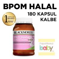 Blackmores Pregnancy GOLD 180 kapsul Australia Blackmore Vitamin Hamil