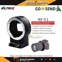 Viltrox Lens Adapter AF For Nikon Lens To Sony E-Mount NF-E1