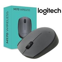 Logitech Mouse Wireless M170 ORIGINAL Garansi Resmi