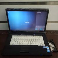 Laptop fujitsu A561 inter cire i5 ram 4gb wifi Dvd web com hdm