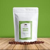 Jual Kopi Robusta Dampit 1 kg - Whole Bean Coffee Murah