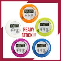 Timer Masak Dapur Digital Alarm Minimalis Time Machine Cooking
