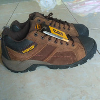 Sepatu Safety Gunung Caterpillar Original , Sepatu Proyek Caterpillar